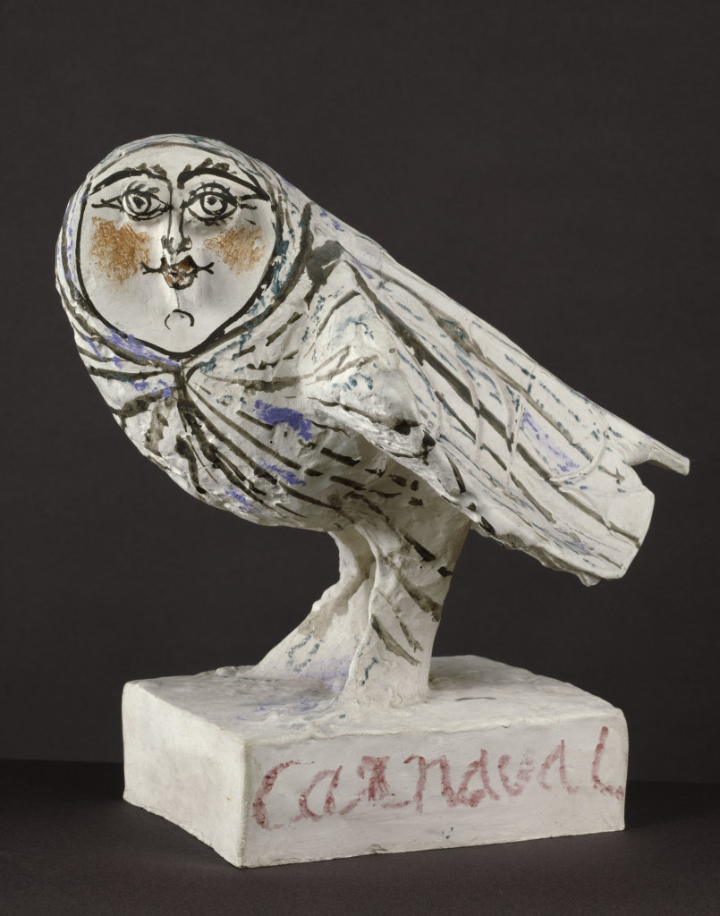 Picasso : sculptures et céramiques - 01/04/17 - 11/09/17 - Musée de la céramique