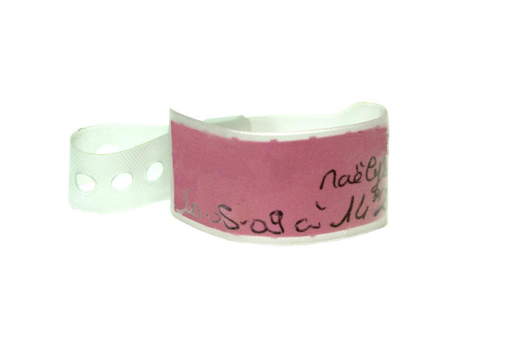 Bracelet de naissance, 10 mai 2009