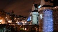 Chateau des Ducs de Bretagne, Nuit des musees 2017