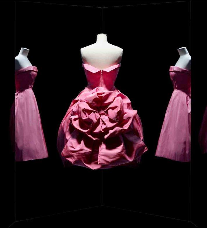 Christian Dior, Robe Opéra bouffe, Musée des Arts Décoratifs
