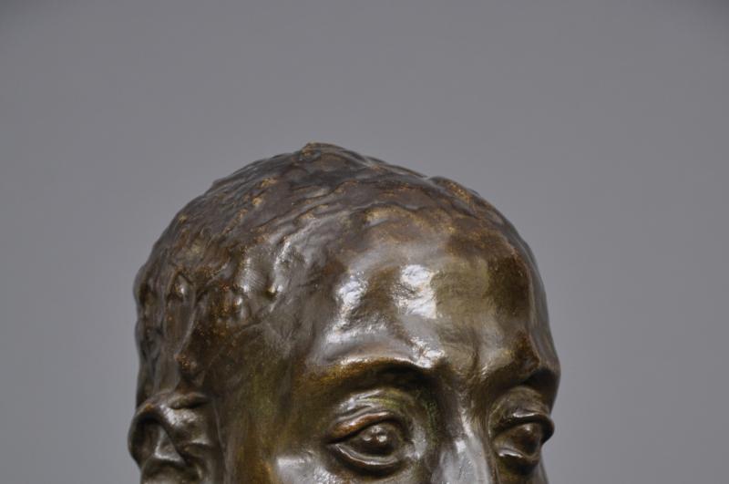 Claudel Camille - Tete d'Hamadryade - Musée Camille Claude, Nogent-sur-Seine