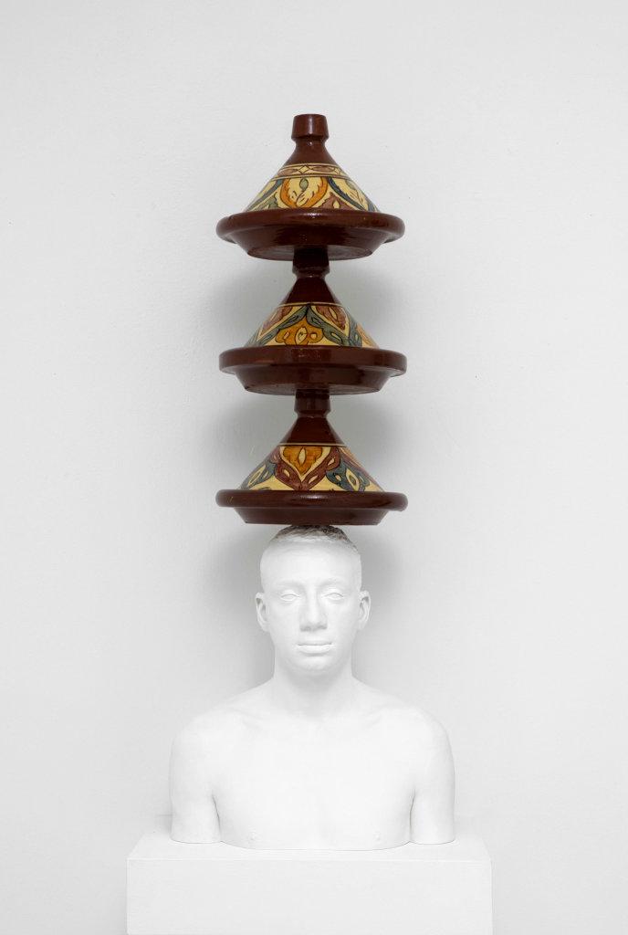 Équilibre aux tajines (2012 – 2014), Medhi-Georges Lahlou, Galerie Rabouan Moussion