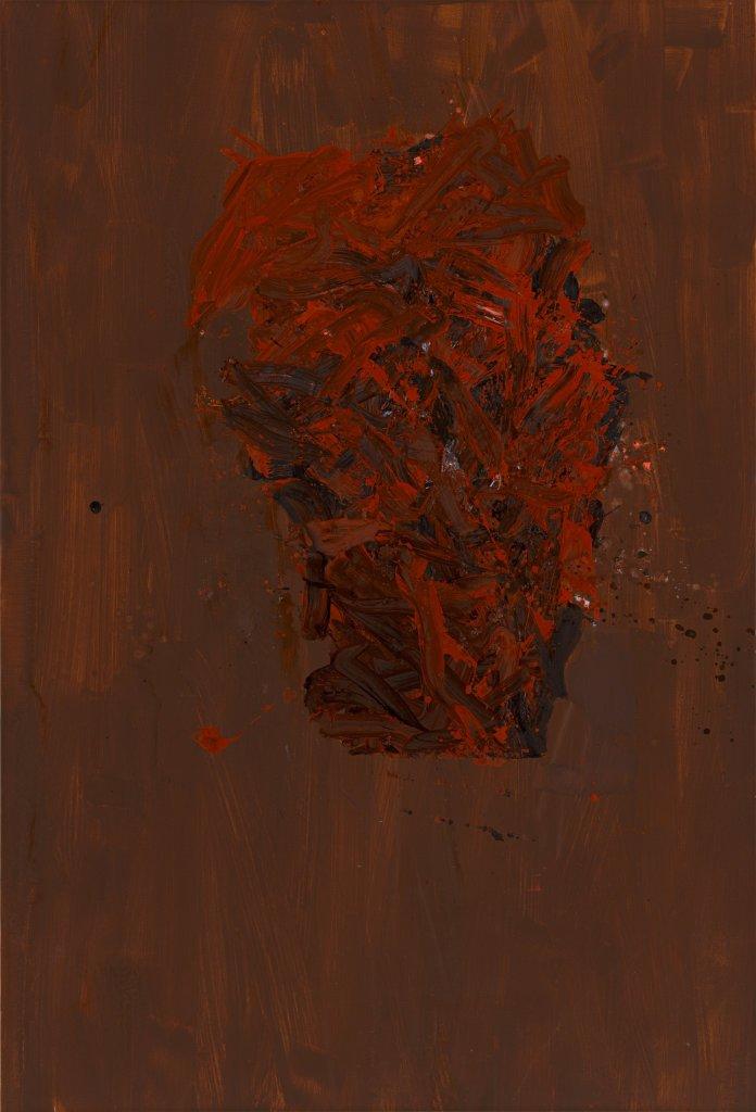 Ferdinand, Georg Baselitz - Descente a la Galerie Thaddaeus Ropac de Pantin