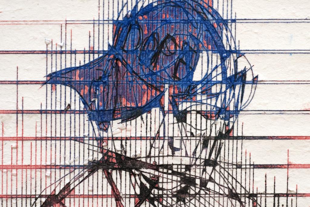 Gareth Nyandoro, Kuzviitira (Letter #4), 2015 - Palais de Tokyo