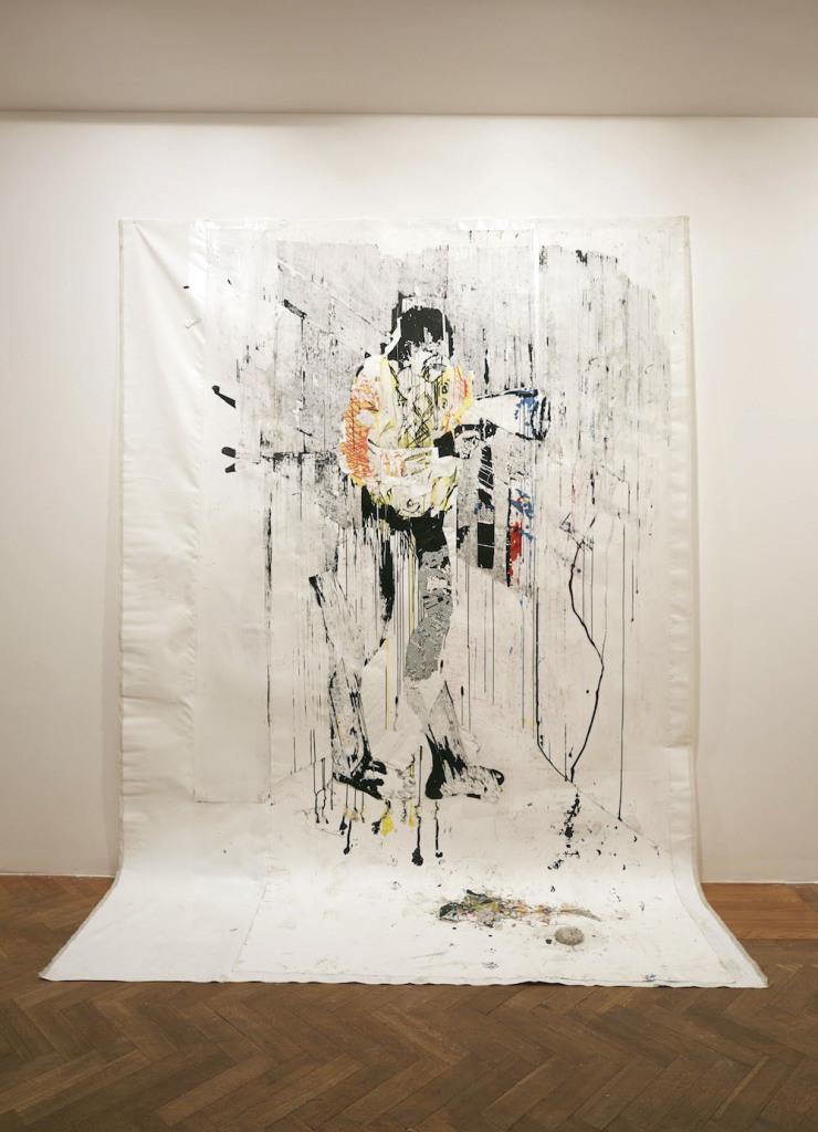 Gareth Nyandoro, Unouraya Ipapo Ipapo (Parasite Instant Killer), 2015 - Palais de Tokyo