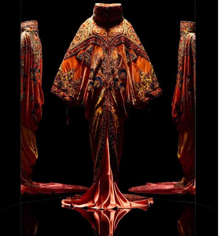 John Galliano pour Christian Dior. Ensemble Shéhérazade, Musée des Arts Décoratifs