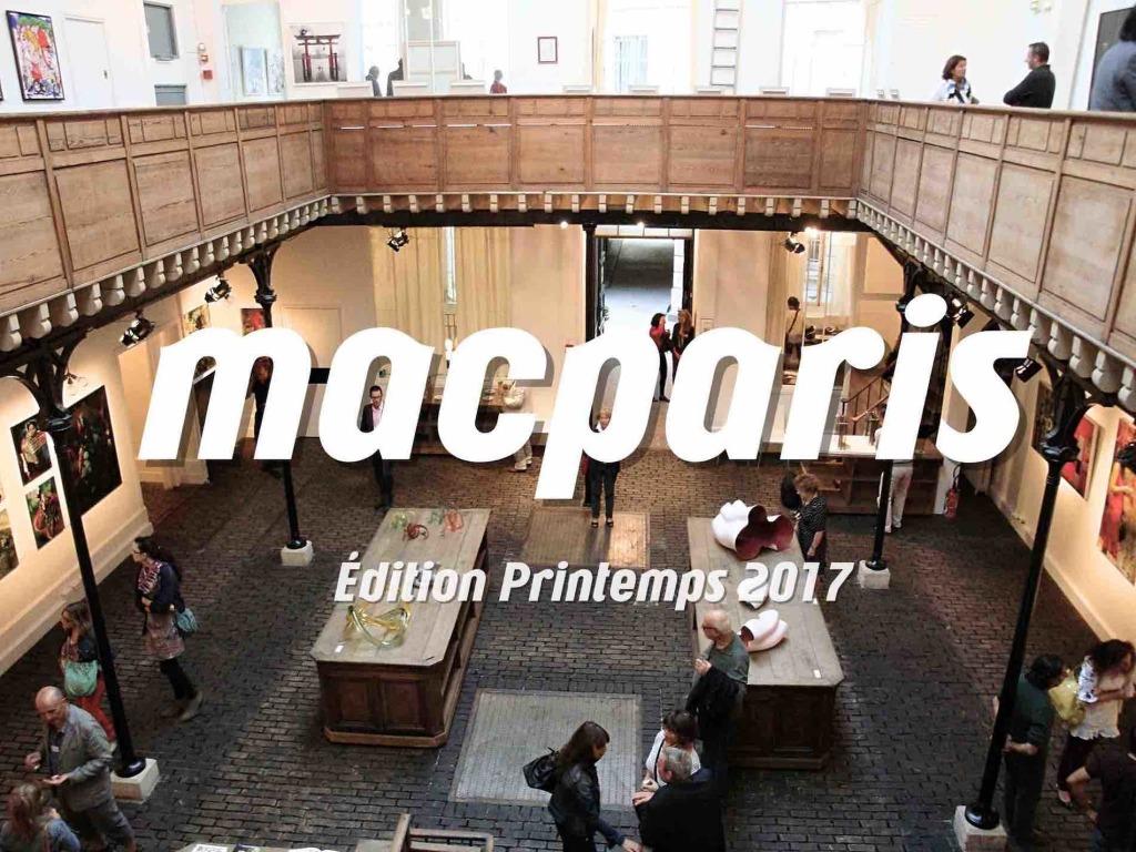 MAC Paris 2017 - Edition Printemps 2017