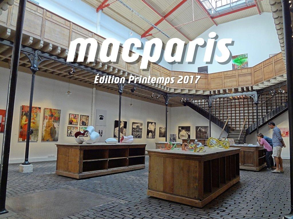MAC Paris Edition Printemps 2017- Bastille Design Center