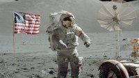 Module lunaire de la mission Apollo 17, camera Angenieux, Musee d'Art et d'Industrie de Saint-Etienne, Nuit des Musees 2017