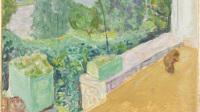 Pierre Bonnard, Terrasse chien, Musee Bonnard, Le Cannet, nuit europeenne des musees 2017