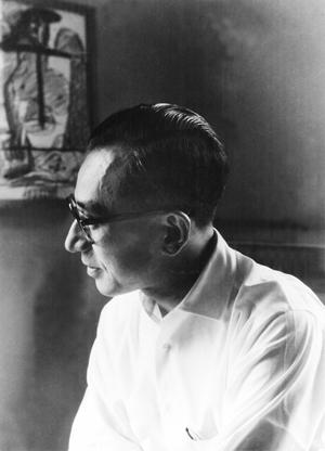 Portrait de Junzo Sakakura - Une architecture pour l'homme, Junzo Sakakura a la Maison de la Culture du Japon a Paris
