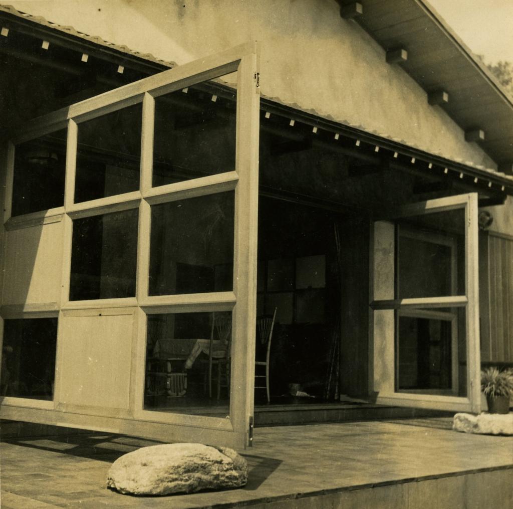 Residence Iihashi - Une architecture pour l'homme, Junzo Sakakura a la Maison de la Culture du Japon a Paris