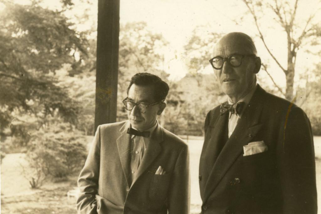Sakakura et Le Corbusier à la Villa Katsura, Kyoto - Une architecture pour l'homme, Junzo Sakakura a la Maison de la Culture du Japon a Paris