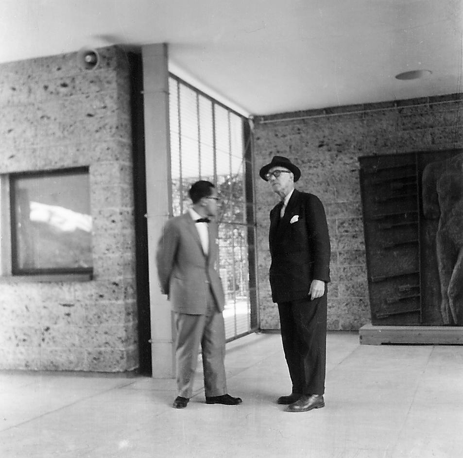 Sakakura et Le Corbusier au Museum of Modern Art, Kamakura - Une architecture pour l'homme, Junzo Sakakura a la Maison de la Culture du Japon a Paris