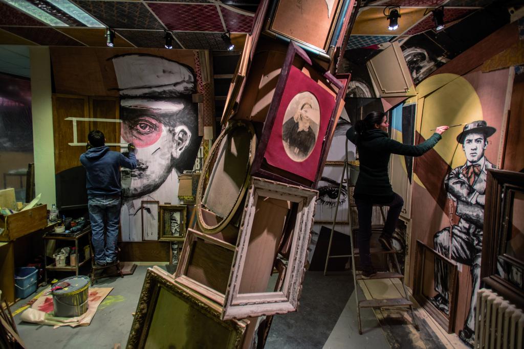Musée des Arts Urbains et du Street Art, Les Forges