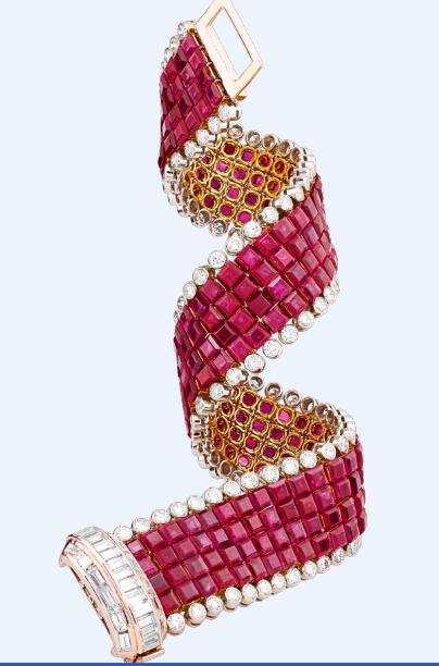 Van Cleef & Arpels, Bracelet Ruban, 1959