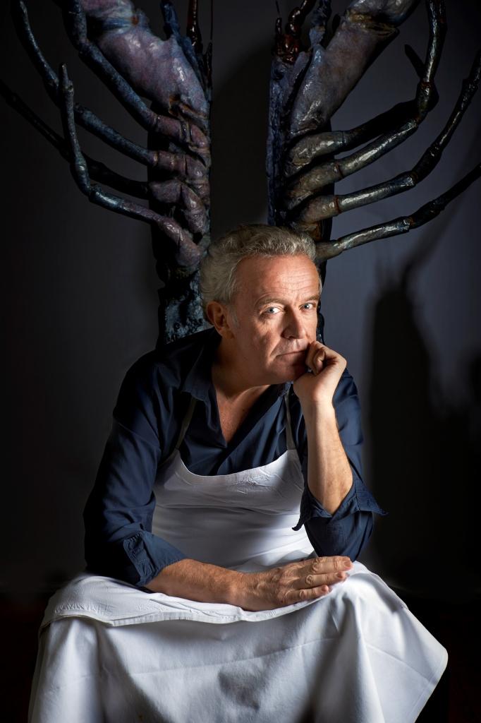 Alain PASSARD portrait (c) Bernhard Winkelmann
