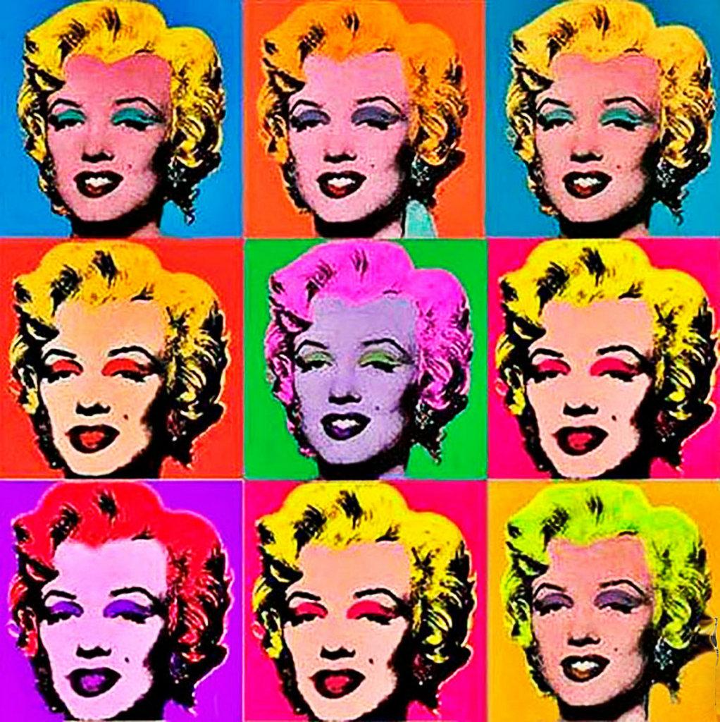 Pop Art, Andy Warhol, Cent