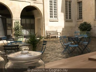Cafe Ephemere du Musee Cognacq-Jay