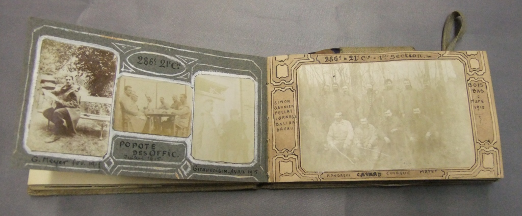 Carnet de Charles Grauss - Photographes de Guerre, Depuis 160 ans que cherchent-ils au Memorial de Verdun