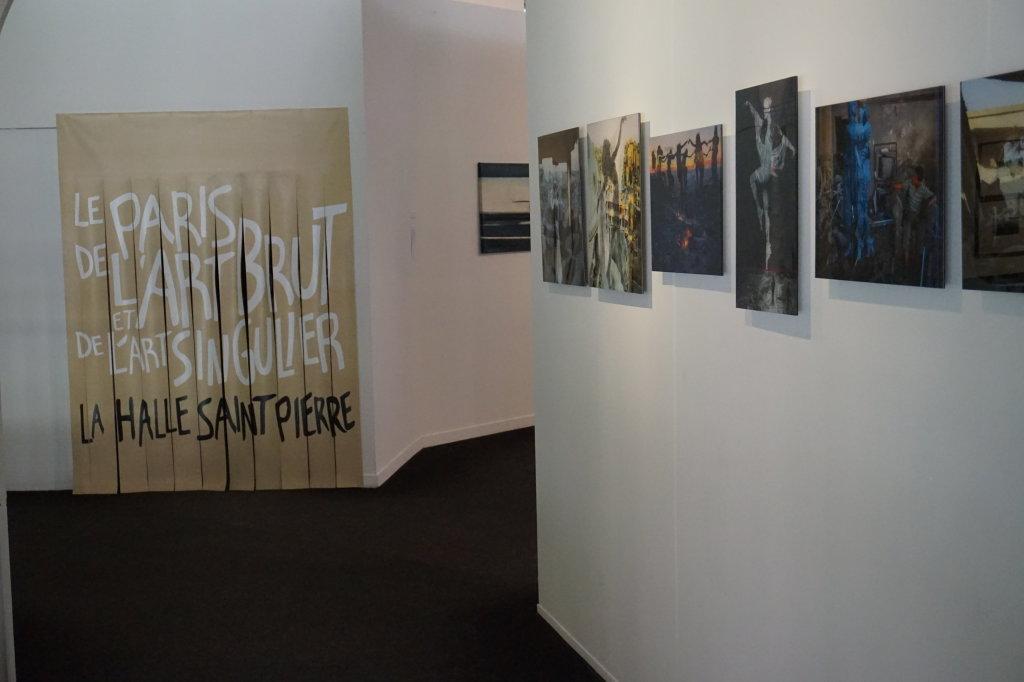 Expo Grand Trouble - Halle Saint Pierre
