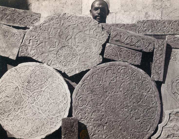 Exposition Le Caire sur le vif - Photographe Facchinelli 1875-1895 (2)