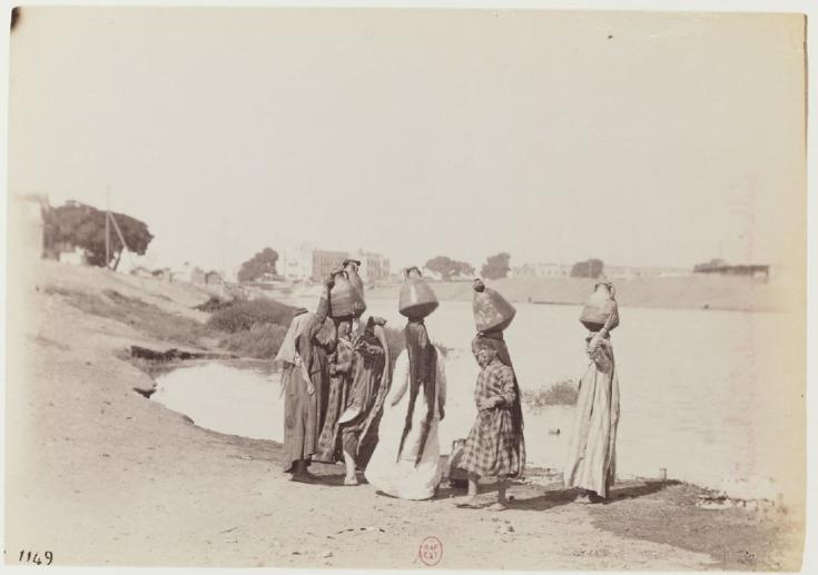 Exposition Le Caire sur le vif - Photographe Facchinelli 1875-1895 (3)