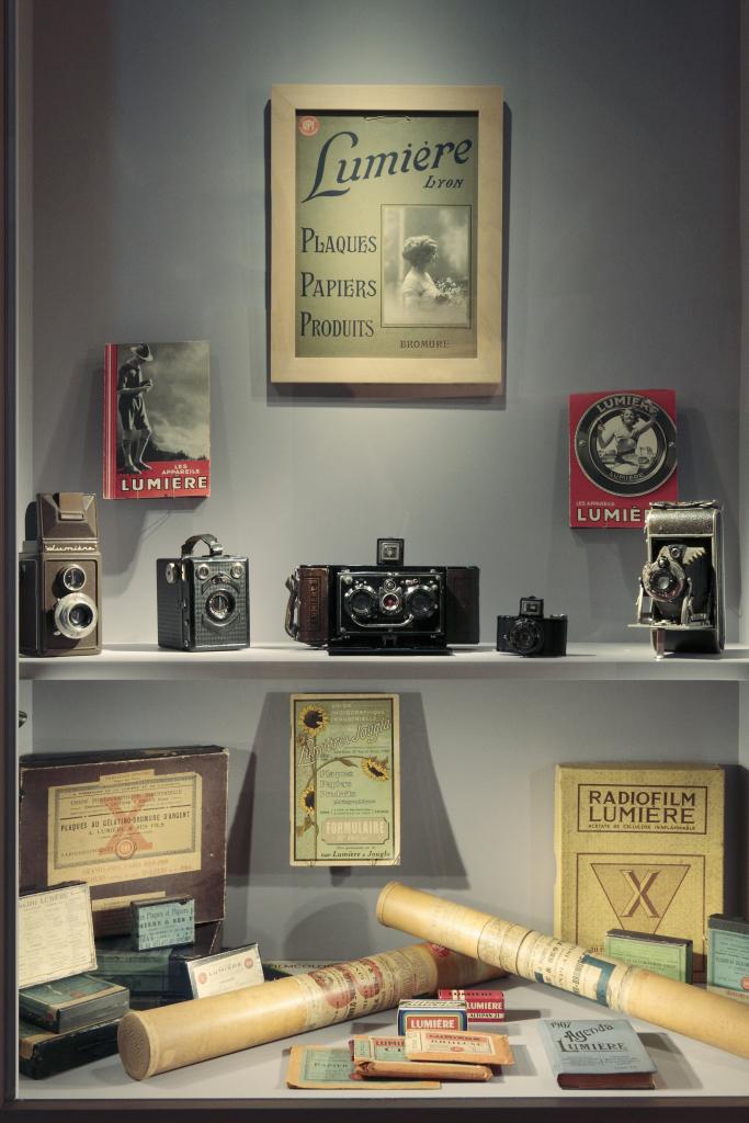 Exposition Lumiere! Le cinema invente au Musee des Confluences de Lyon