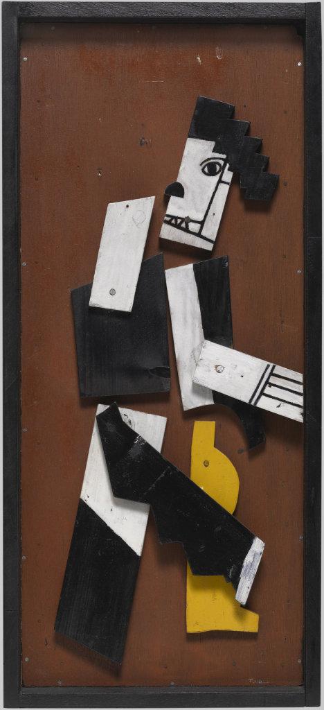 Fernand Leger, Charlot cubiste, 1924 - Le Beau est partout, Fernand Leger au Centre Pompidou Metz