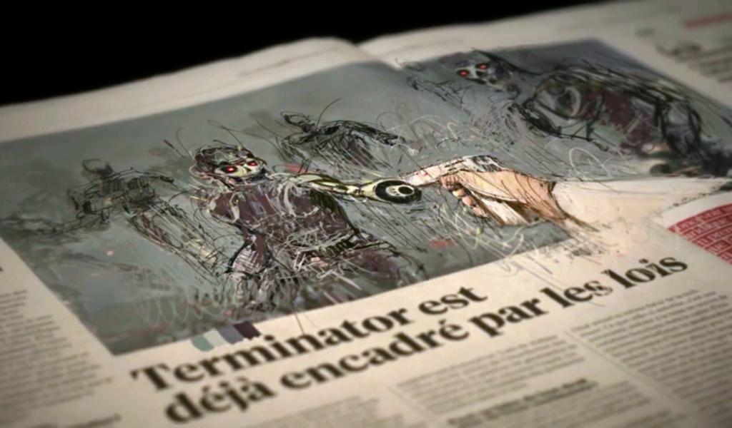 Inter - Journal animé