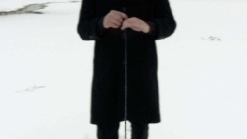 Ismail Bahri, Denouement, 2011, video HD, 8min - Instruments au Jeu de Paume