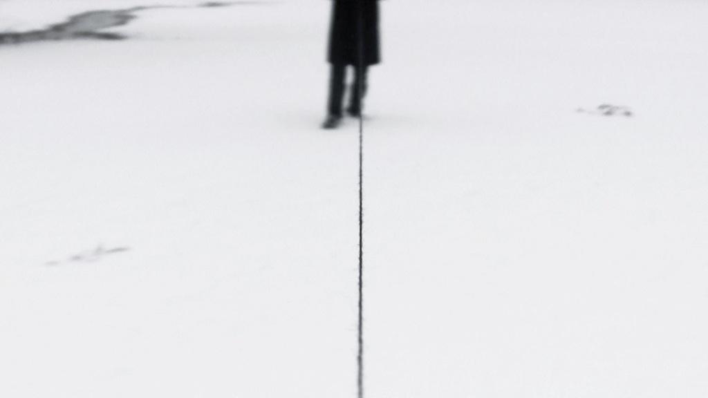 Ismail Bahri, Denouement, 2011, video HD, 8min - Instruments au Jeu de Paume 2