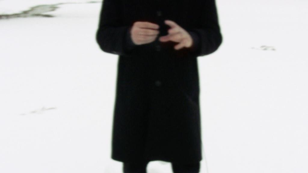 Ismail Bahri, Denouement, 2011, video HD, 8min - Instruments au Jeu de Paume 3