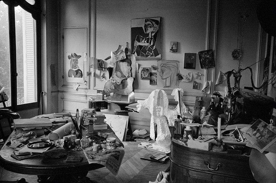 La Californie. Cannes, 1961. Picasso sans cliché, Musée Picasso