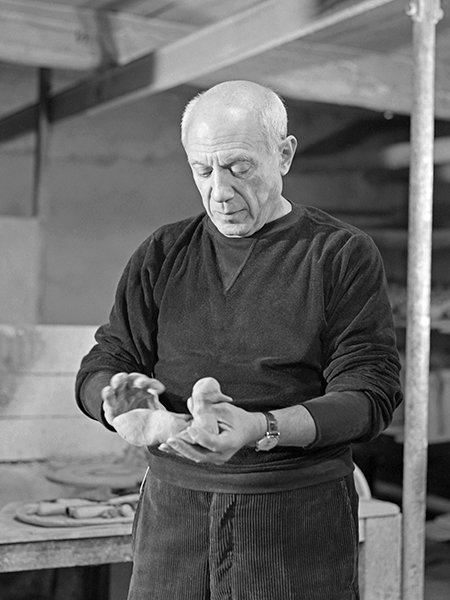 Madoura. Vallauris, 14 –16 octobre 1953. Picasso sans cliché, Musée Picasso