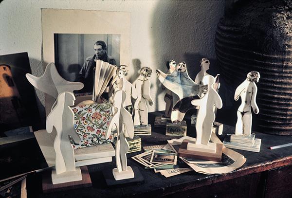 Notre-Dame-de-Vie, Mougins, 1974. Picasso sans cliché, Musée Picasso