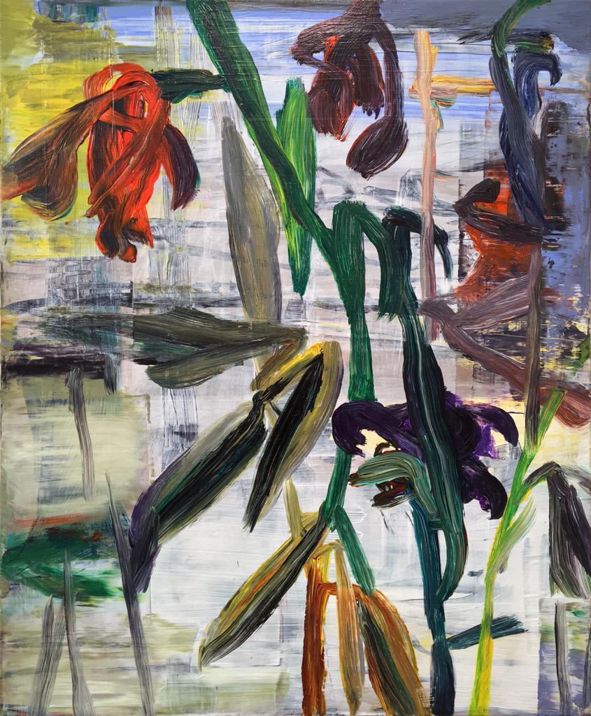 Philippe Borderieux, Hortus 5, Galerie la Forest Divonne