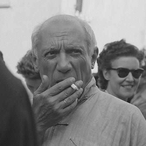 Picasso à l'exposition de céramique. Picasso sans cliché, Musée Picasso