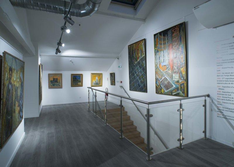 Musée Jean Couty - Un peintre hors du temps - Expointhecity
