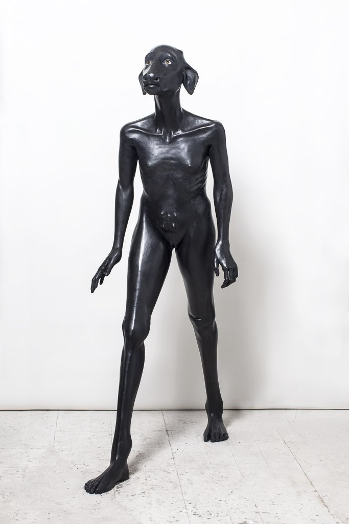 Walking Holy Daughter, Prune Nourry, 2010 - Holy, Carte Blanche a Prune Nourry au Musee Guimet