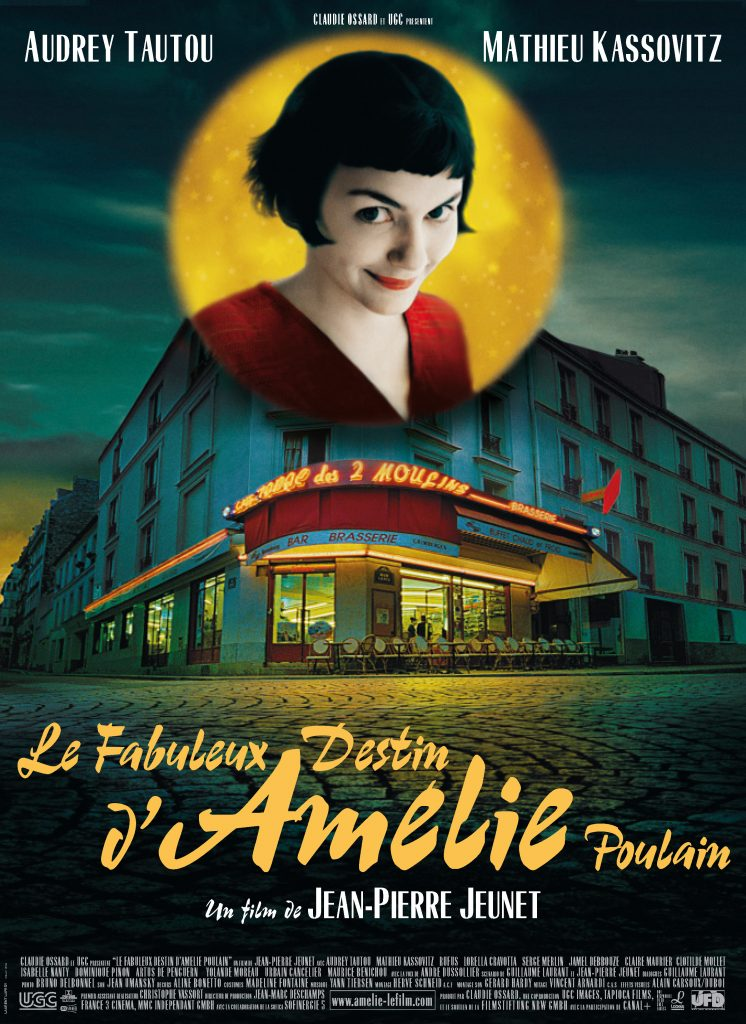 Amélie, Carot-Jeunet, Halle Saint Pierre
