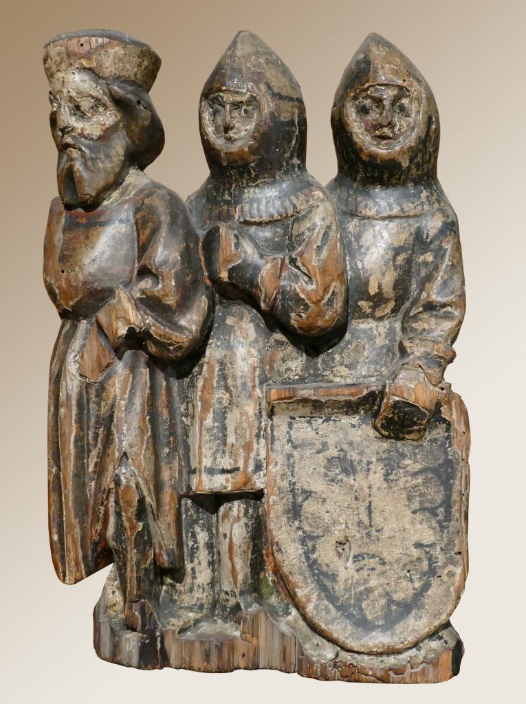 chevaliers et seigneur 14e Musée Mandet
