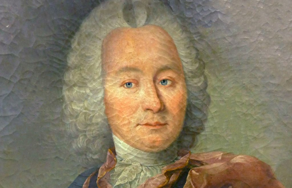 Antoine de Cordeboeuf de Montgon Musée Mandet