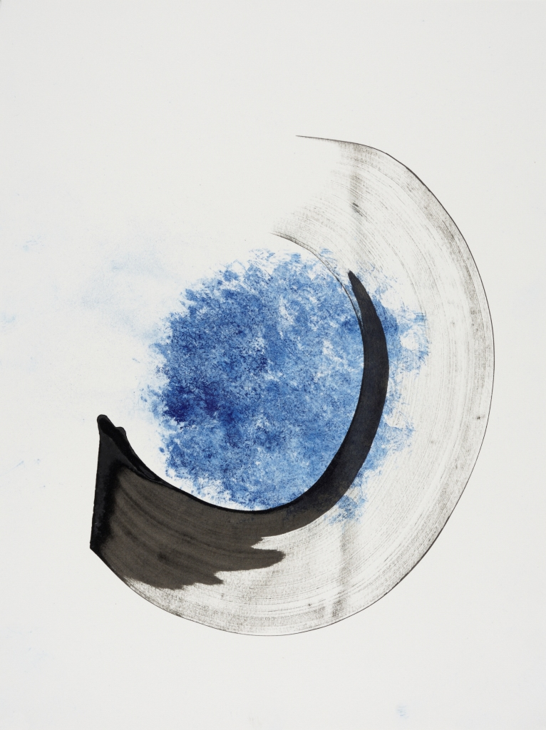 Blue 3 - Carolyn Carlson, Writings on Water a La Piscine de Roubaix