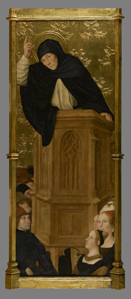 Prédication de saint Vincent Ferrier