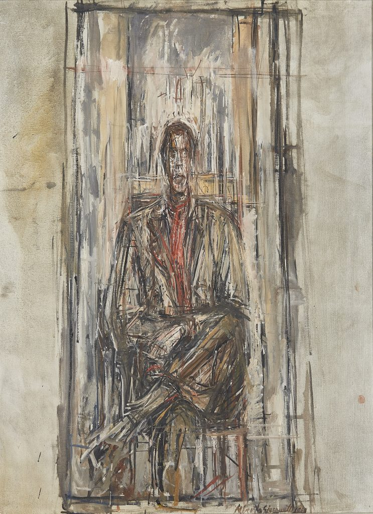 Diego Seated, 1948