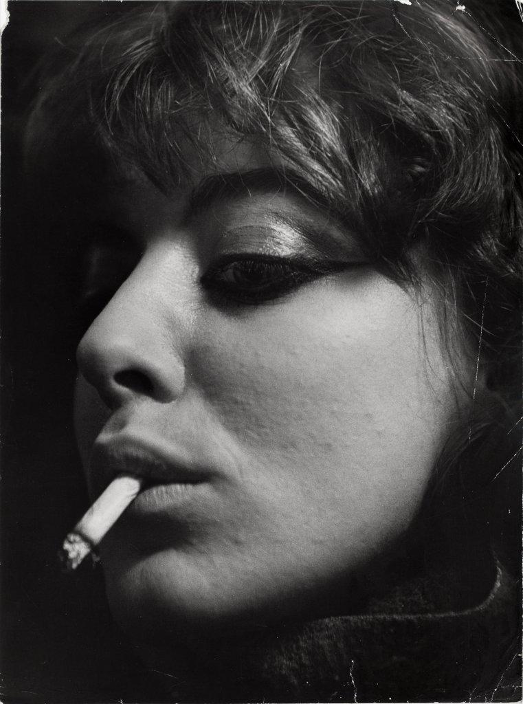 Ed van der Elsken, Vali Myers (Ann), Paris, 1953. Nederlands Fotomuseum Rotterdam