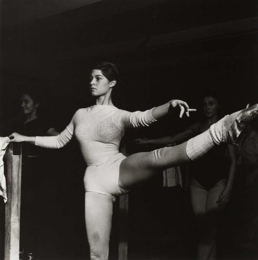 Ed van der Elsken, Brigitte Bardot, Paris, 1952 (v. 1979)Nederlands Fotomuseum Rotterdam
