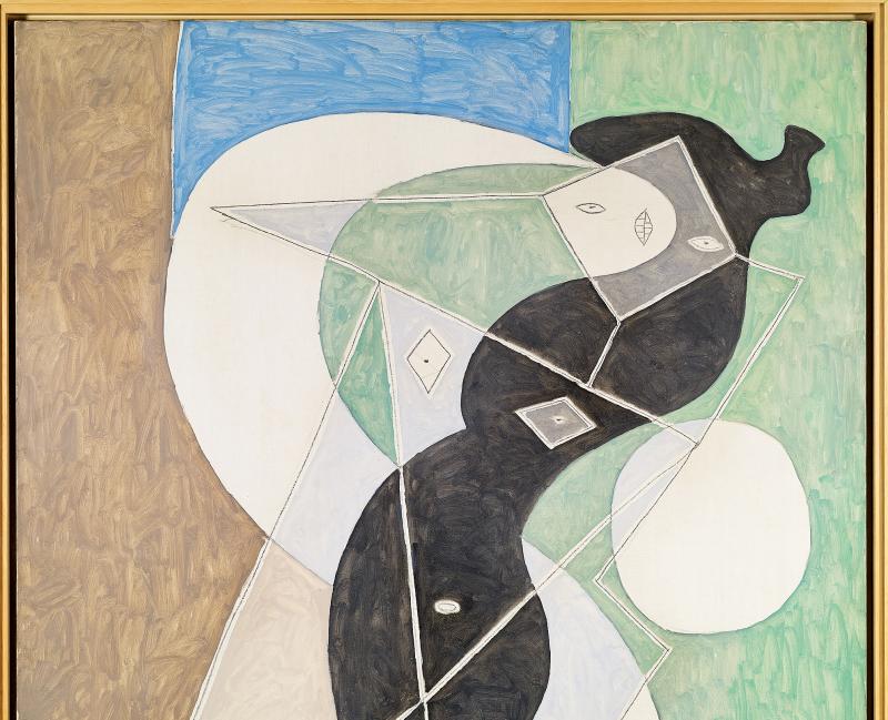 Femme étendue au soleil, Pablo Picasso, 1932
