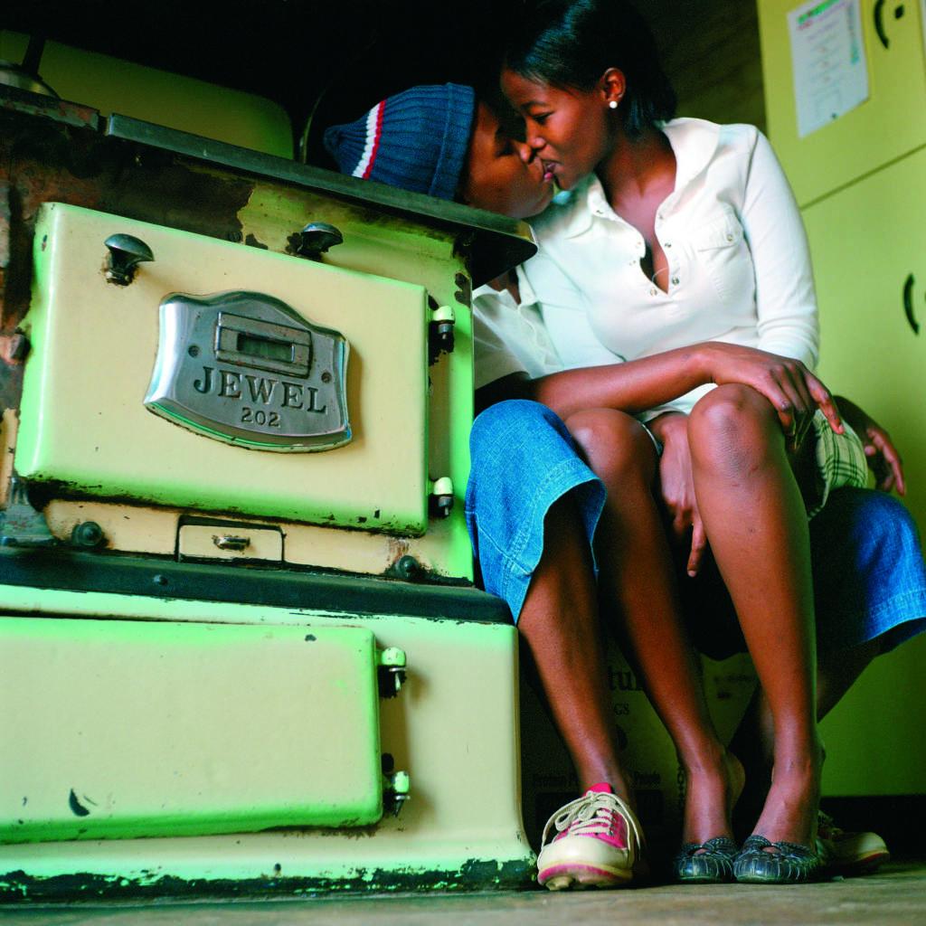 Katlego Mashiloane and Nosipho Lavuta ext.2, Lakeside, Johannesburg, 2007